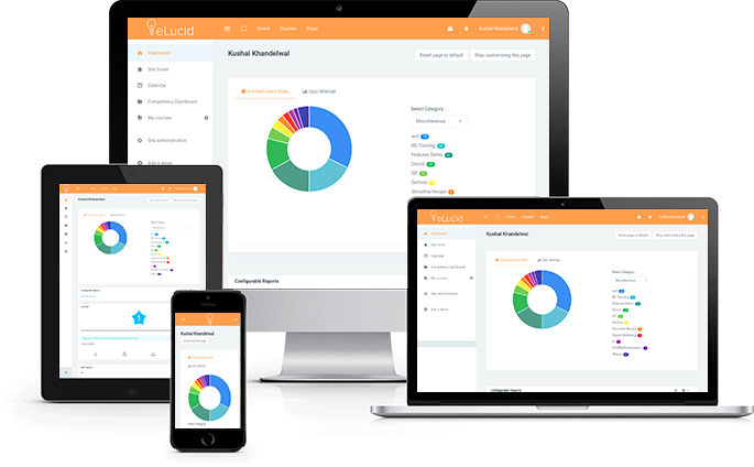 eLucid Learning Management System