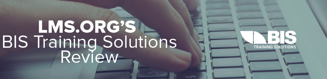 BIS Training Solutions Learning Management System Header Image
